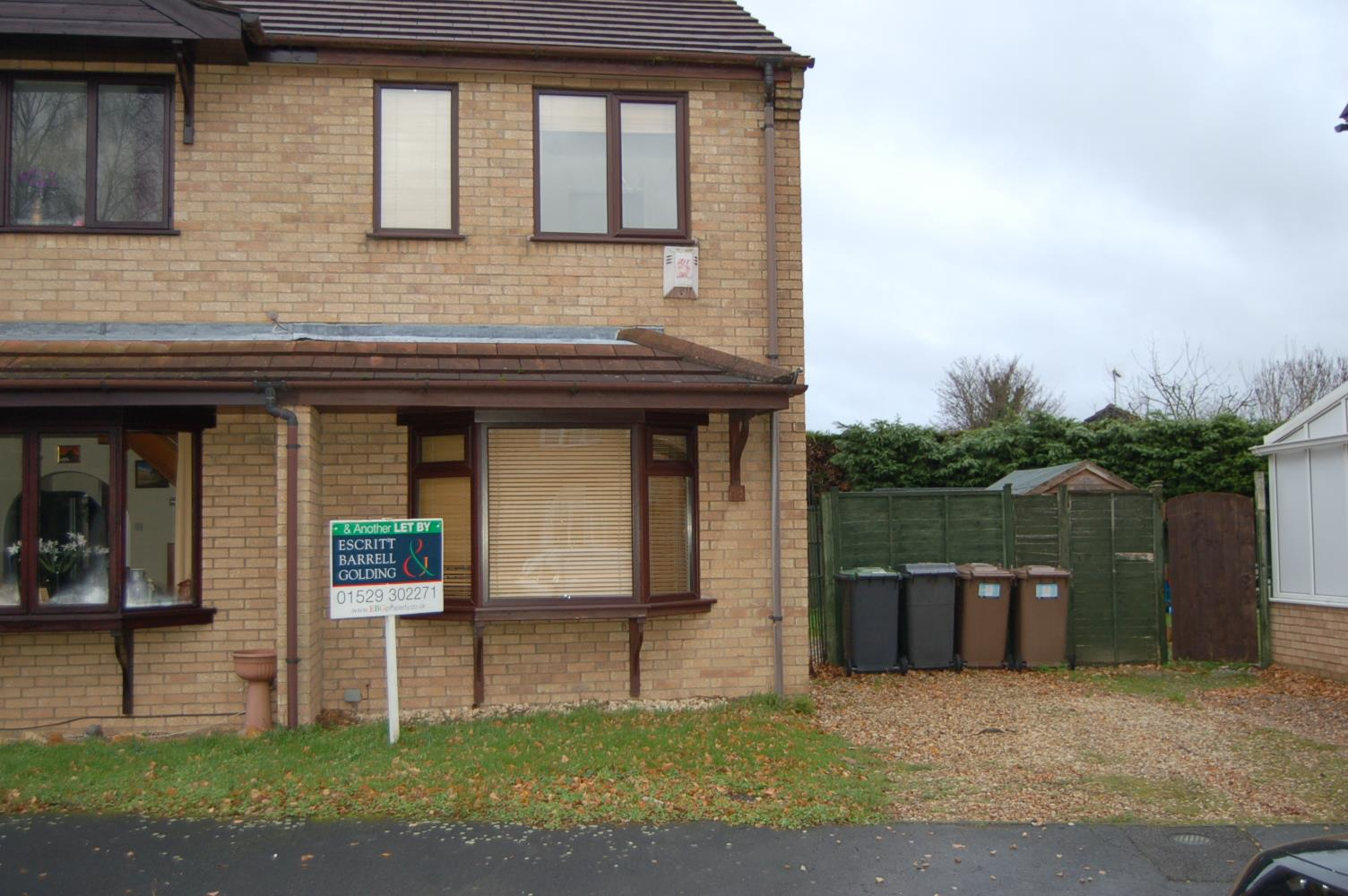 2 bedroom property in Ruskington